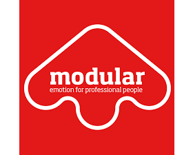 Modular logo-p